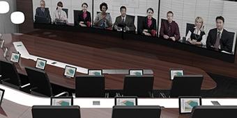 视频会议终端在视频会议系统中的作用