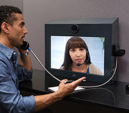 电话会议系统