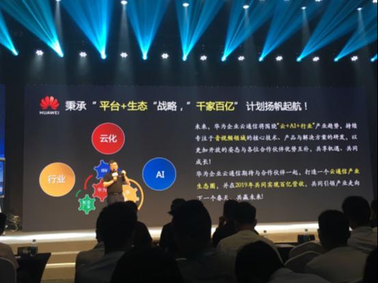 """""""云+AI+行业""""产业趋势"""