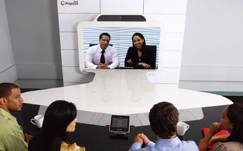 远程视频会议