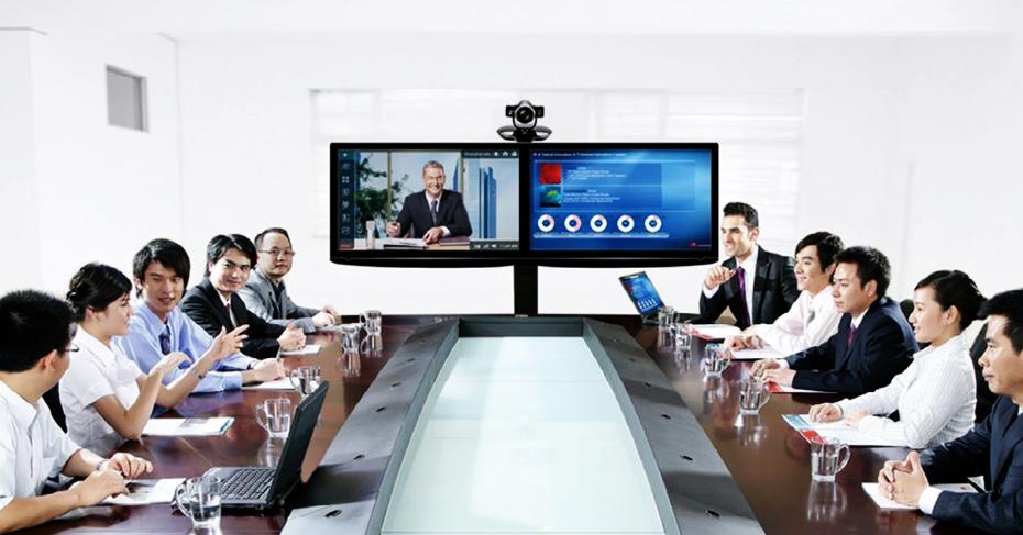 华为TE60旗舰型高清视频会议终端