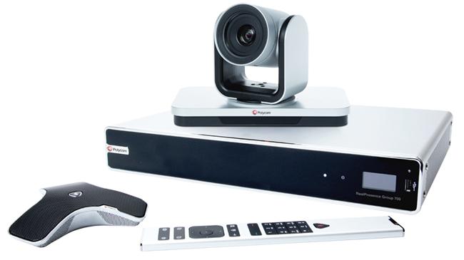 宝利通 Group 系列视频会议系统