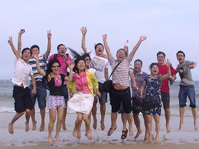 阳江海陵岛活动