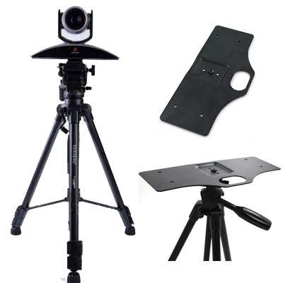 支架安装摄像机