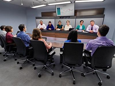 多人视频会议