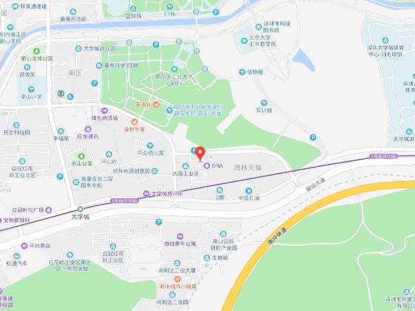 深圳市南山区平山一路云谷二期8栋507