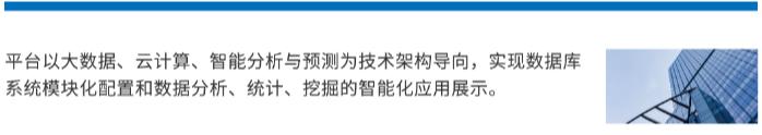 云尚智慧大数据平台简介