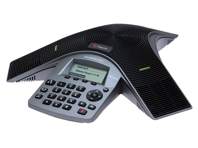 宝利通双模会议电话 Polycom SoundStation Duo