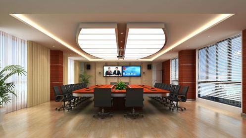 智能视频会议室