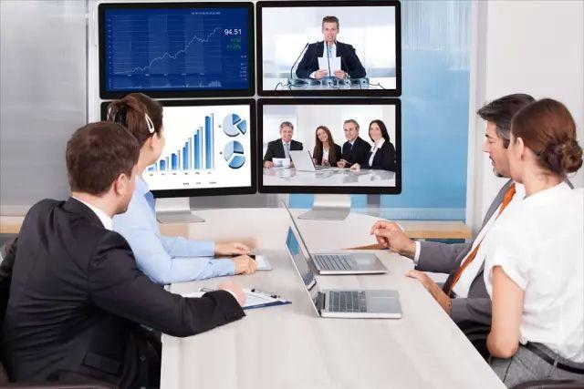 一分钟带你简易掌握视频会议系统系统软件