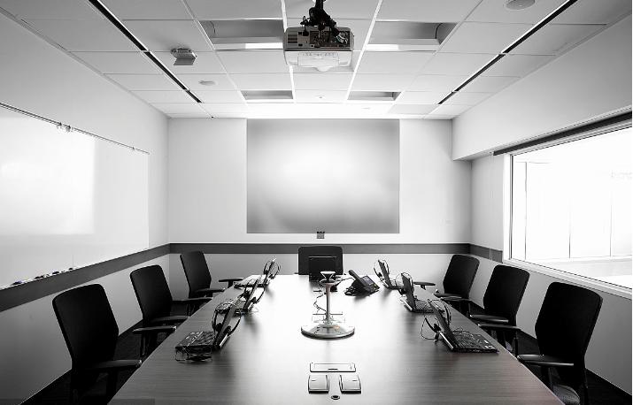 智能平板会议室