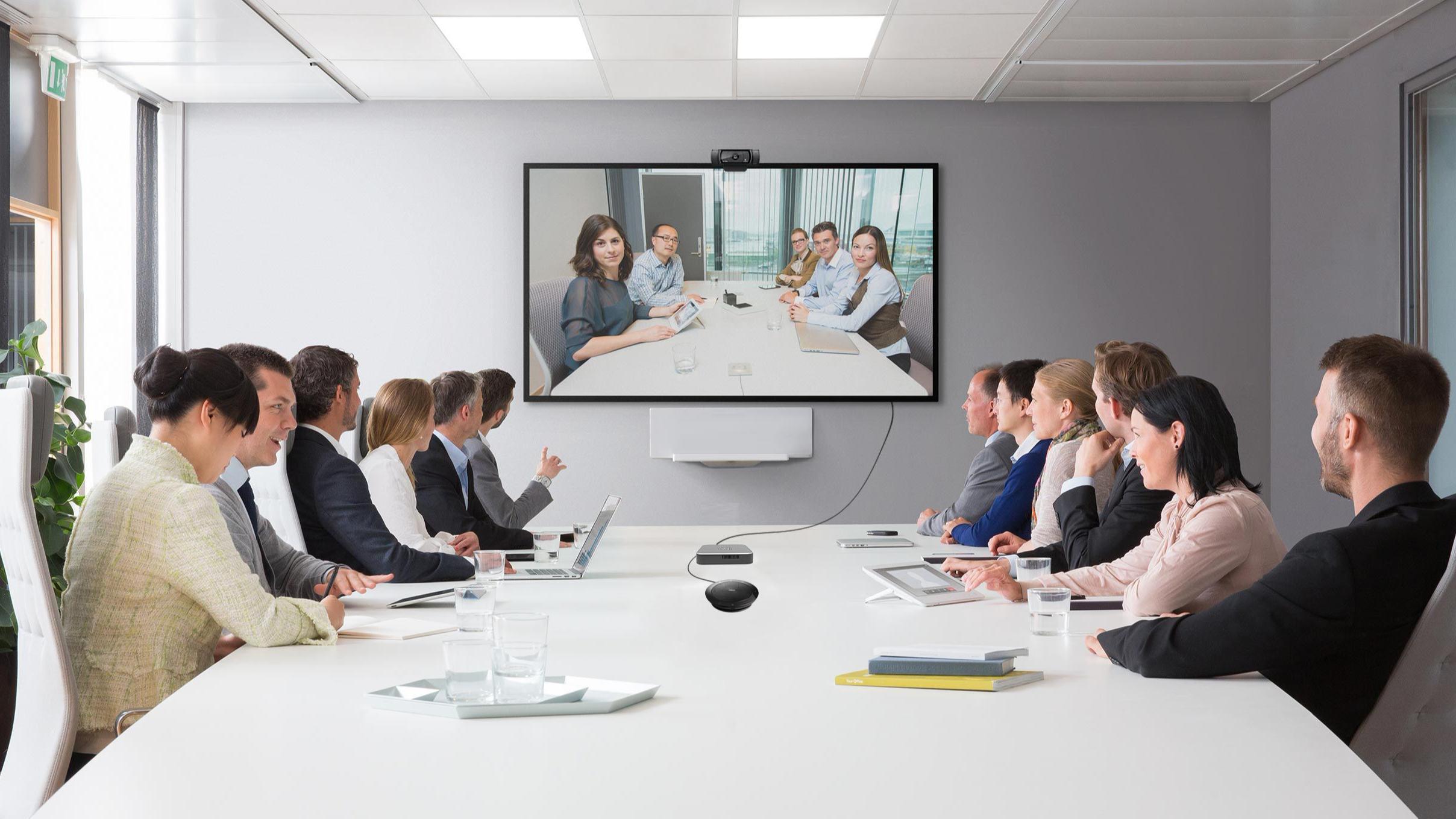 华为视频会议解决方案